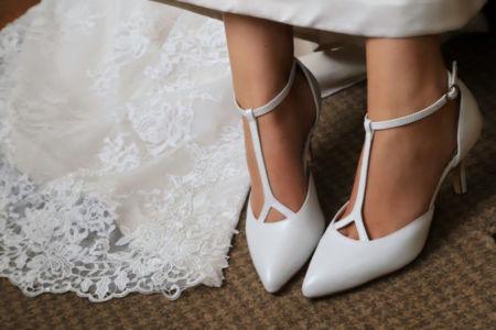 Chaussures cuir
