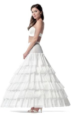 Jupon robe grande largeur (Tailles: XS-S-M-L-XL-XXL)